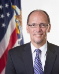Labor Secretary Thomas E. Perez
