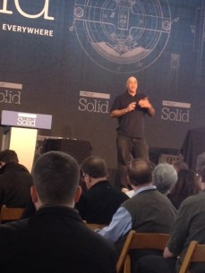 Carl Bass, Autodesk