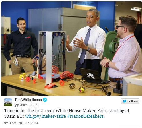 White House Maker Faire